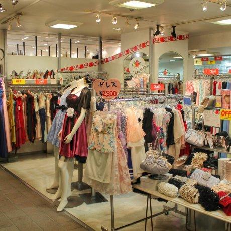 Persinggahan Fashion: Jorna Machida