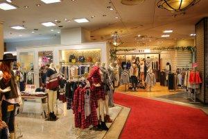 Jorna Machida has a lot of different shops