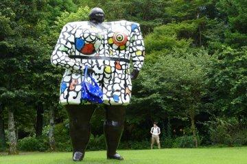 箱根 雕刻森林美术馆