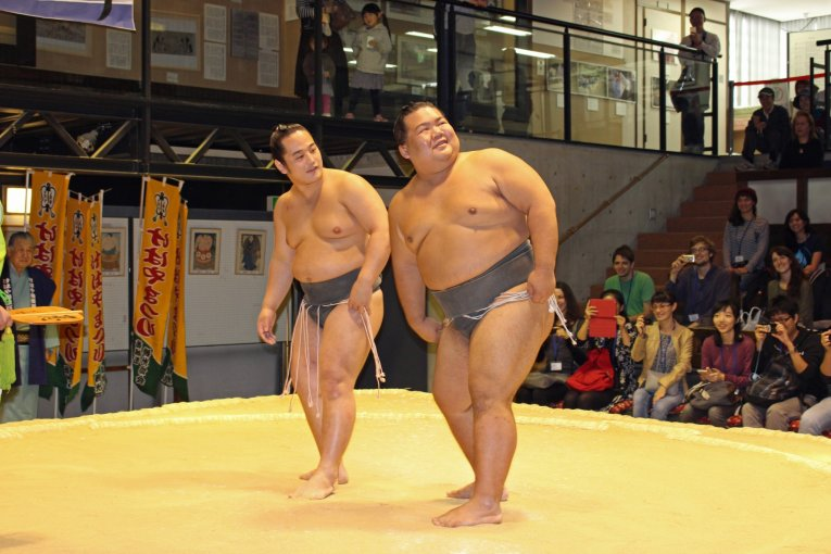 Nara's Kehaya-za Sumo Museum