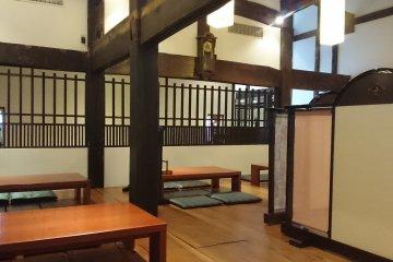 <p>The inside of Echigo Tokamachi Kojimaya Nagomi Tei</p>