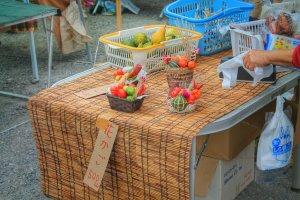 Ngày thị trường Alishan 2015: bạn có thể mua hàng hóa tại nhà
