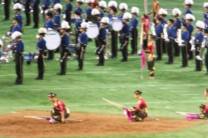 2015 Rice Bowl Halftime Show