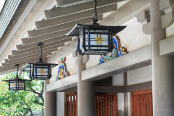 Yushima Tenman Shrine