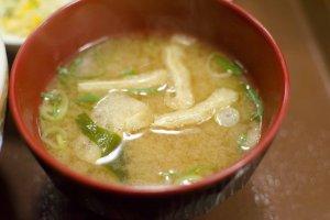 الحساء الساخن