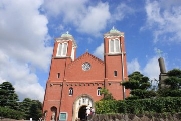 Urakami Cathedral.