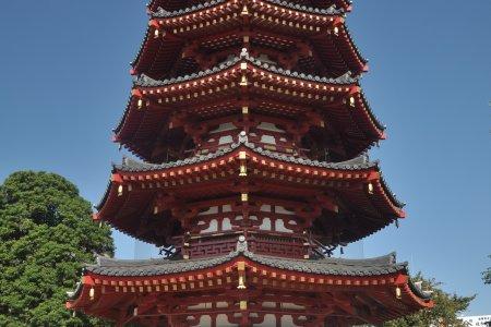 Kawasaki Daishi Temple and Garden