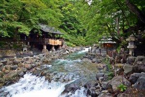 Takaragawa Onsen 宝川温泉