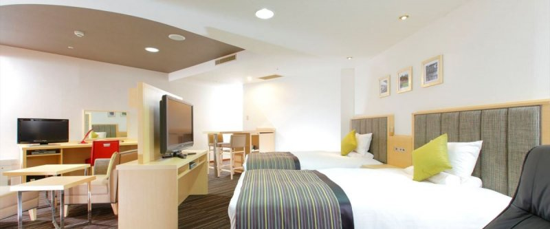 <p>HOTEL MYSTAYS Utsunomiya offers a variety of rooms, all very cozy and with memory foam pillows</p>