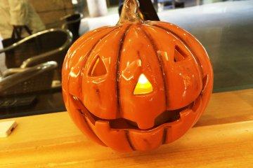 Halloween di Cafe Esperance