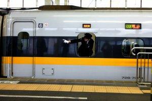 From Shin Osaka, take a bullet train to Hiroshima with a JR Sanyo Pass