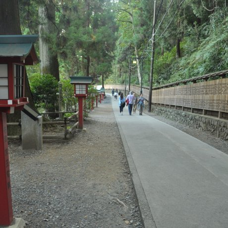 Kuil Suci Gunung Takao