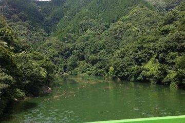 Nishiyama ở khu Bitchu xưa cổ