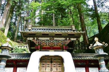 Nikko's Taiyu-in Mausoleum