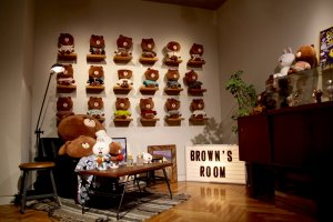 An overload of Brown plush toys