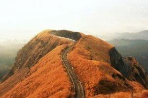 The mysterious Laputa Road