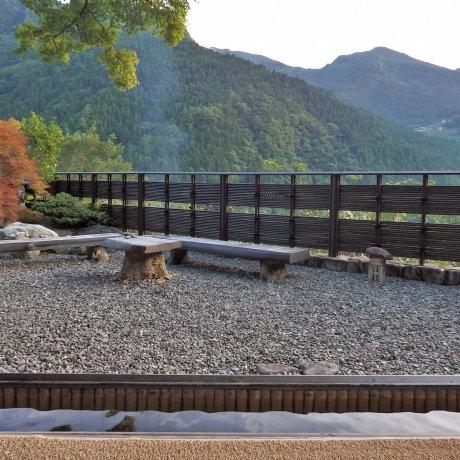 Hotel Kazurabashi di Shikoku