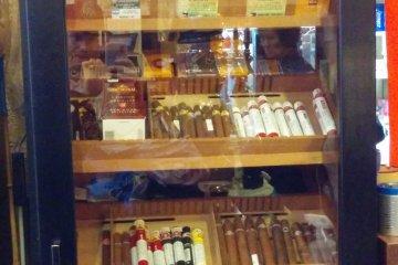 Cuban cigar case
