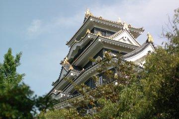 Город Окаяма