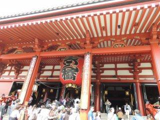 Le Temple Sensō-ji