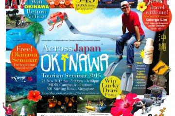 Across Okinawa Seminar in Singapore