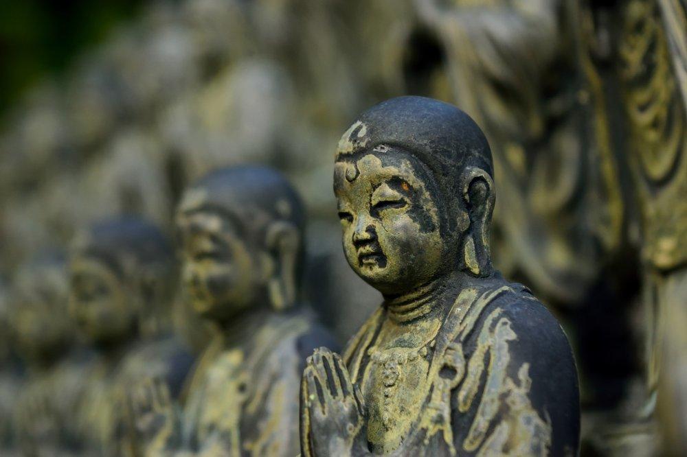 地蔵菩薩像(#18)