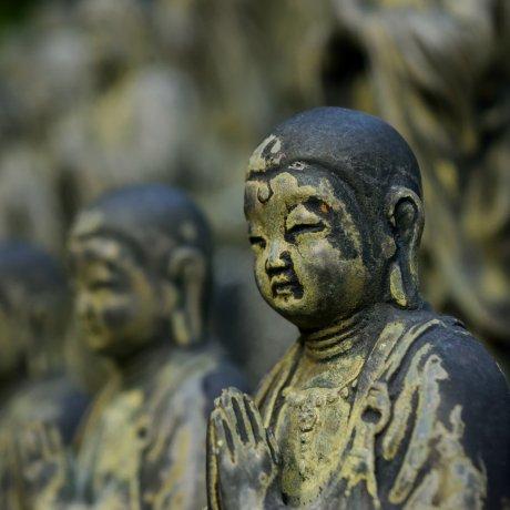Shikoku Temples #18 and #19