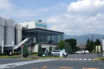 Suntory Kyoto Brewery