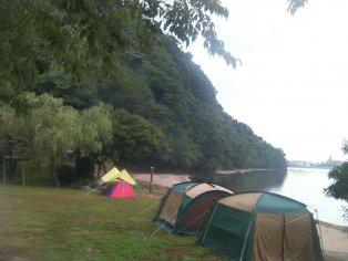 Toukami Yamanagisa Park Campsite