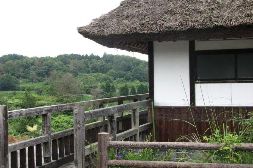 Local coffee shop in Hattoji, Bizen City, Okayama