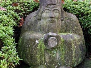 Бог мудрости и долголетия Фукурокудзю