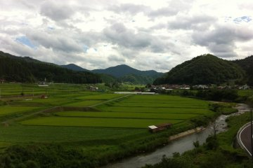 Exploring Nichinan Town