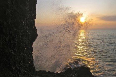 Vách đá Kakuda