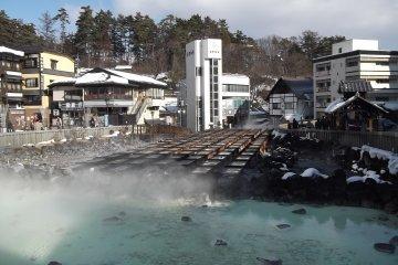Tokyo Winter Breaks: Kusatsu Onsen