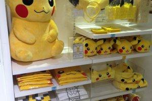 Pikachu corner