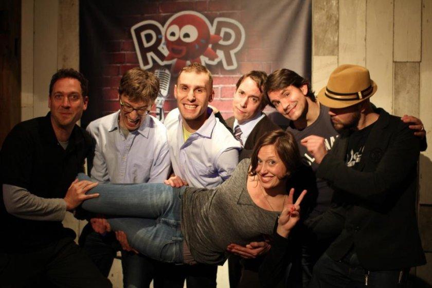 ROR stand-ups, and friend (I hope)