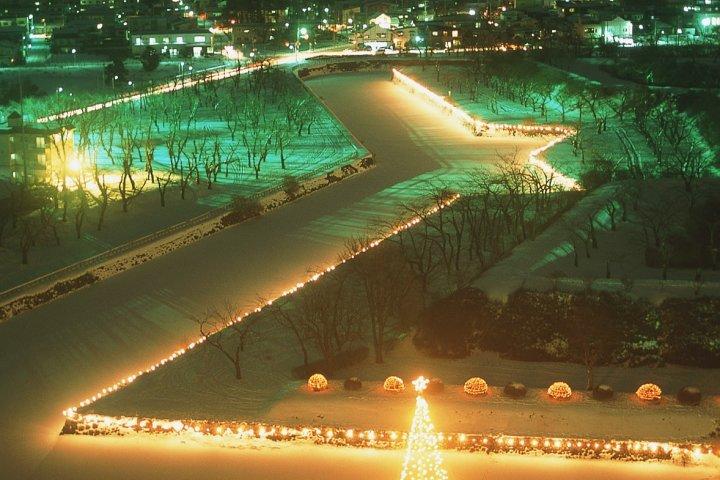 Ngôi sao sáng ở Goryokaku