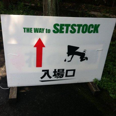 Setstock Music Festival in Shobara