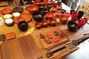 Wajima Kirimoto Shop