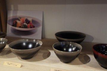 Kirimoto Shop finished bowls