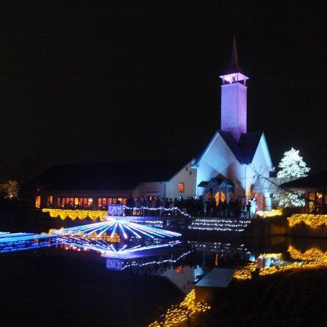 Lễ hội ánh sáng mùa đông Nabana no Sato