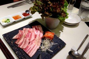 ร้านอาหาร Sai Sai Korean Healthy Food