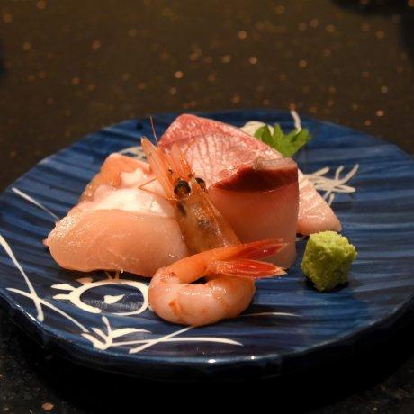 Restoran Seafood di Fukui Kankichi