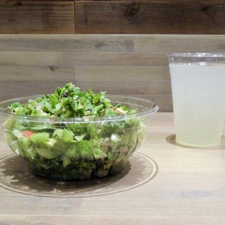Salad Crisp Works ở Ebisu
