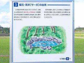 How Saga Spring Was Named