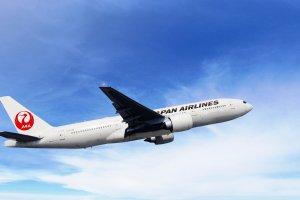 JAL khai thác các chuyến bay từ Narita đến Osaka Itami trên 737s trong khi một số chuyến bay Haneda đến Itami trên máy bay Boeing 777s