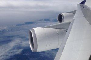 ม่านฟ้าระหว่างทำการบิน