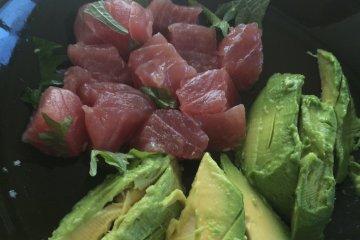 Apa yang Ku Makan di Jepang