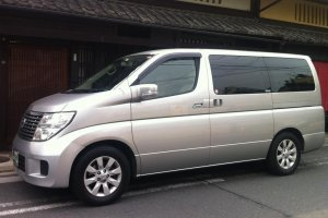 Luxury Limosine Van for Six Passengers