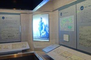 ペリー記念館の展示